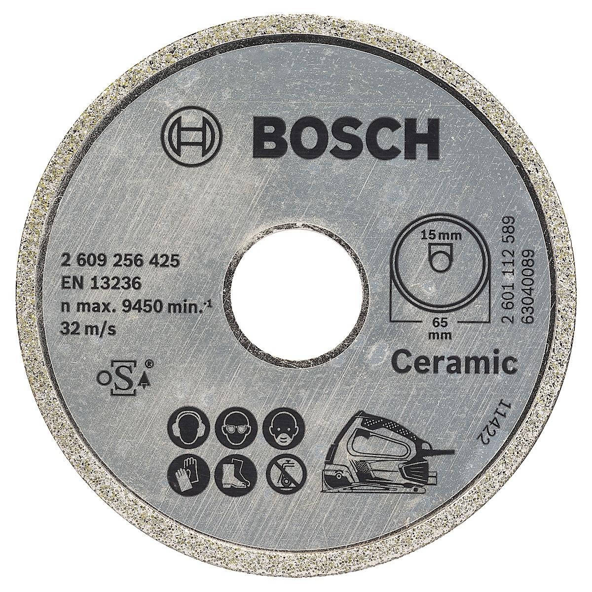 Diamantkapskiva till multisåg Bosch PKS16