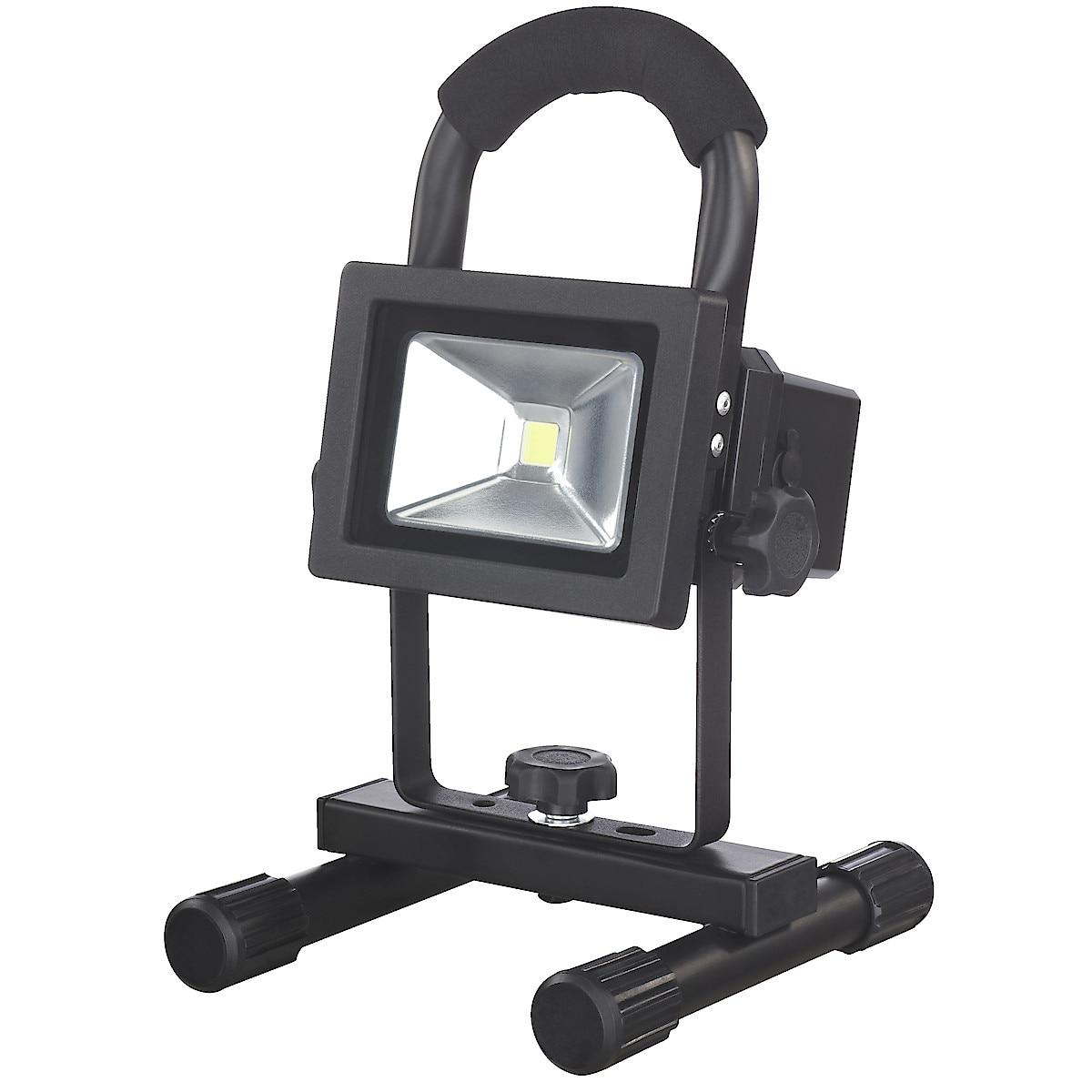 Uppladdningsbar arbetsbelysning LED 10 W