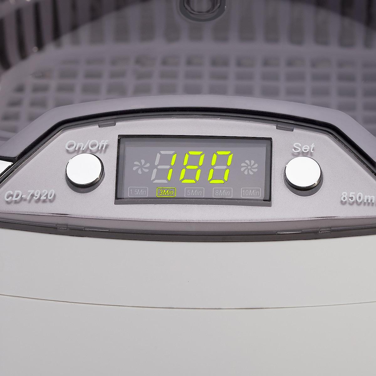 Ultraäänipesuri 850 ml