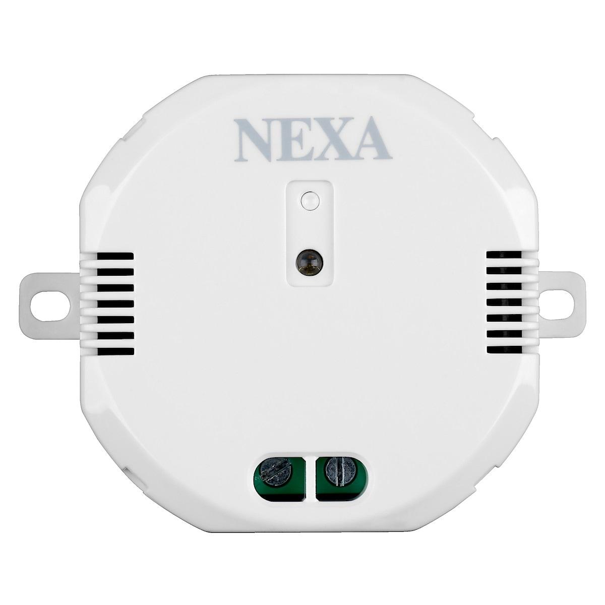 Nexa ECMR-250 innbyggingsmottaker, dimmer