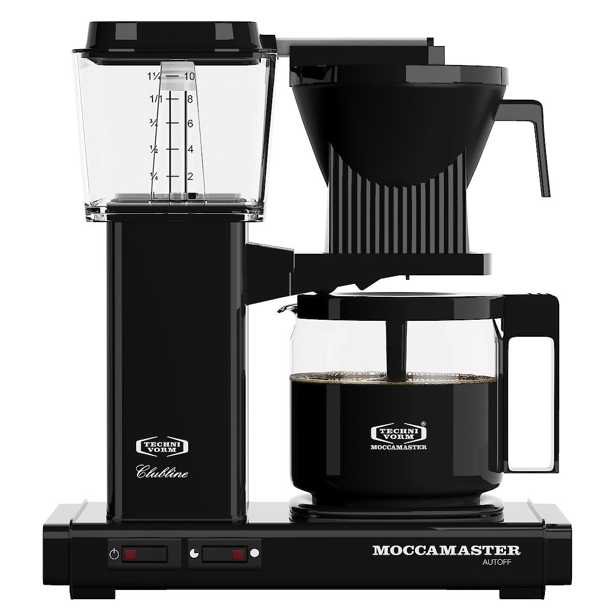 Moccamaster KBG962AO, kaffebryggare