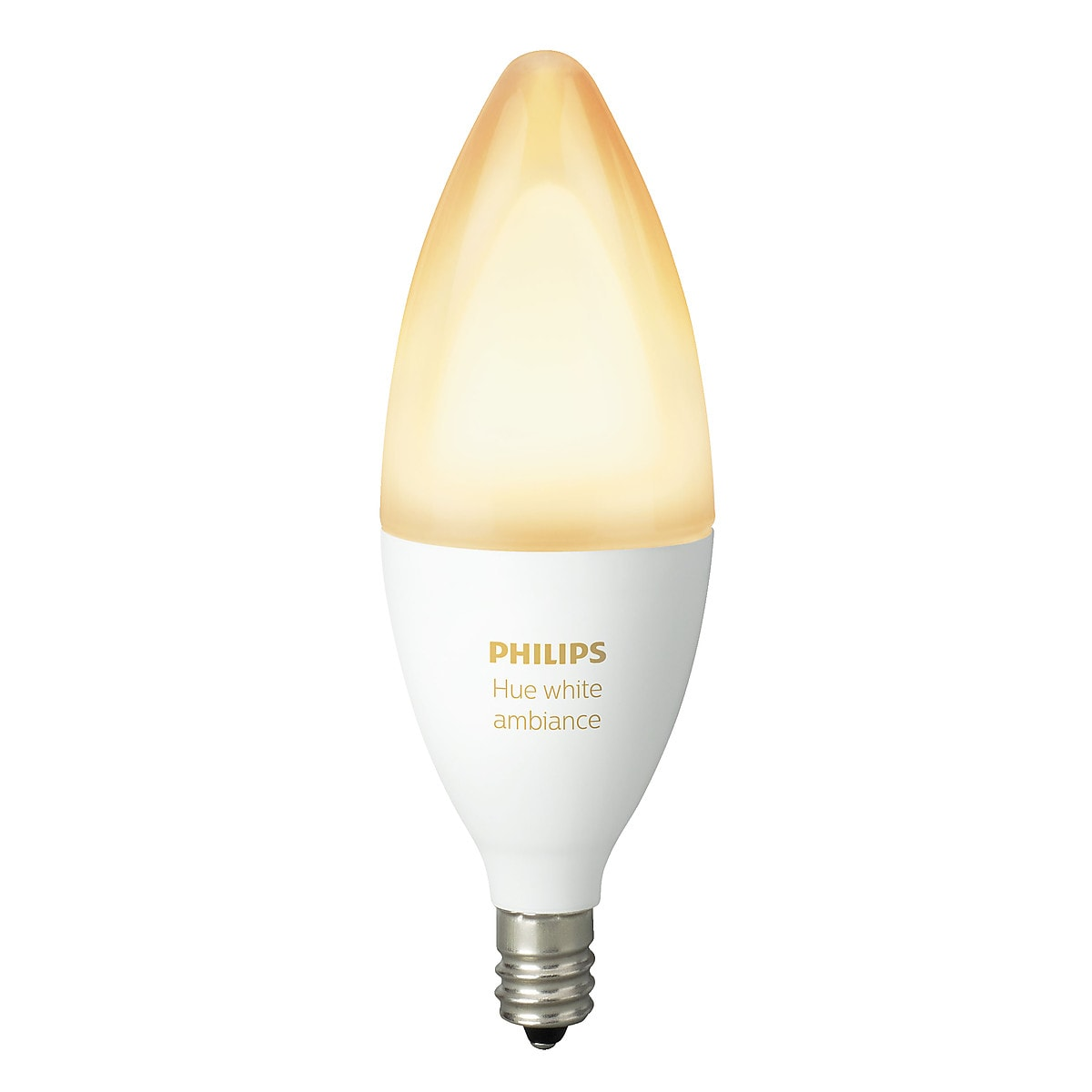 Philips Hue Ambiance LED-Lampe 6 W E14