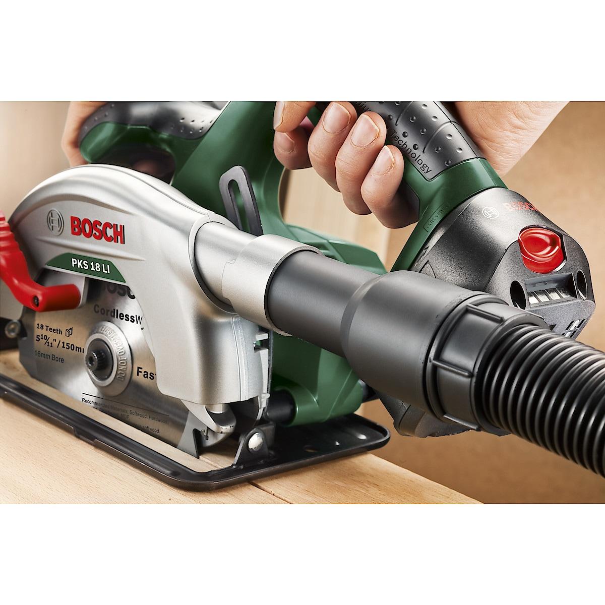 Bosch PKS 18 LI sirkelsag