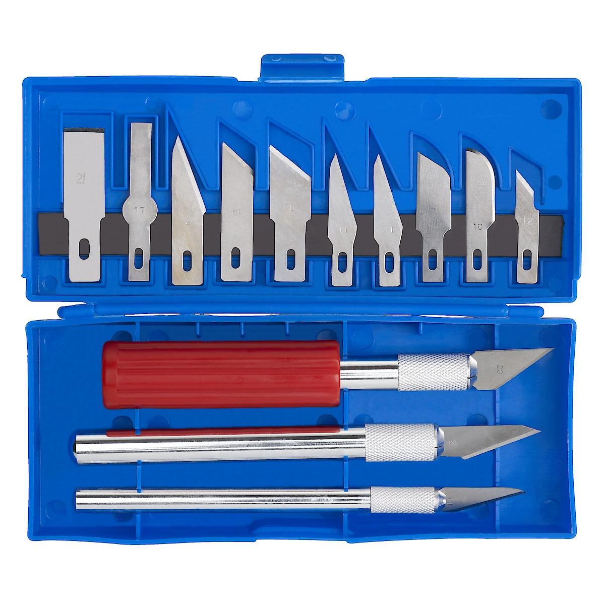 Messer und Messerklingen