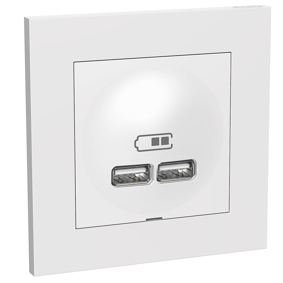 USB-ladduttag Elko Plus