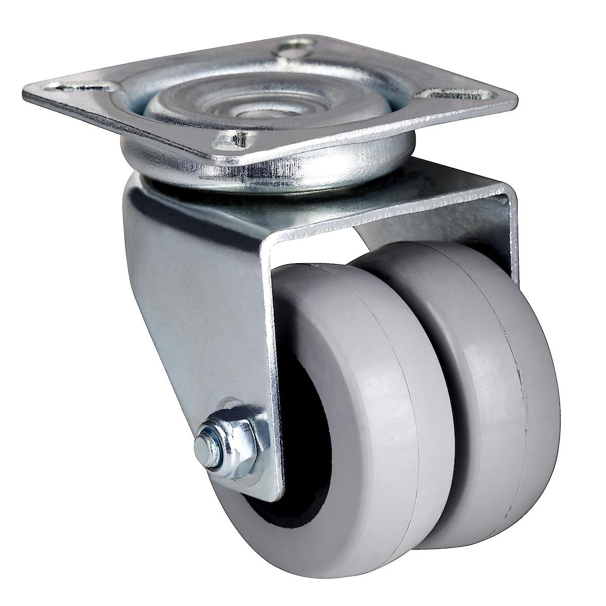 Kaksoispyörä Ø 50 mm