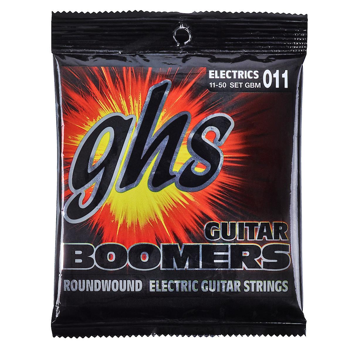 Sähkökitarankielet GHS Boomers