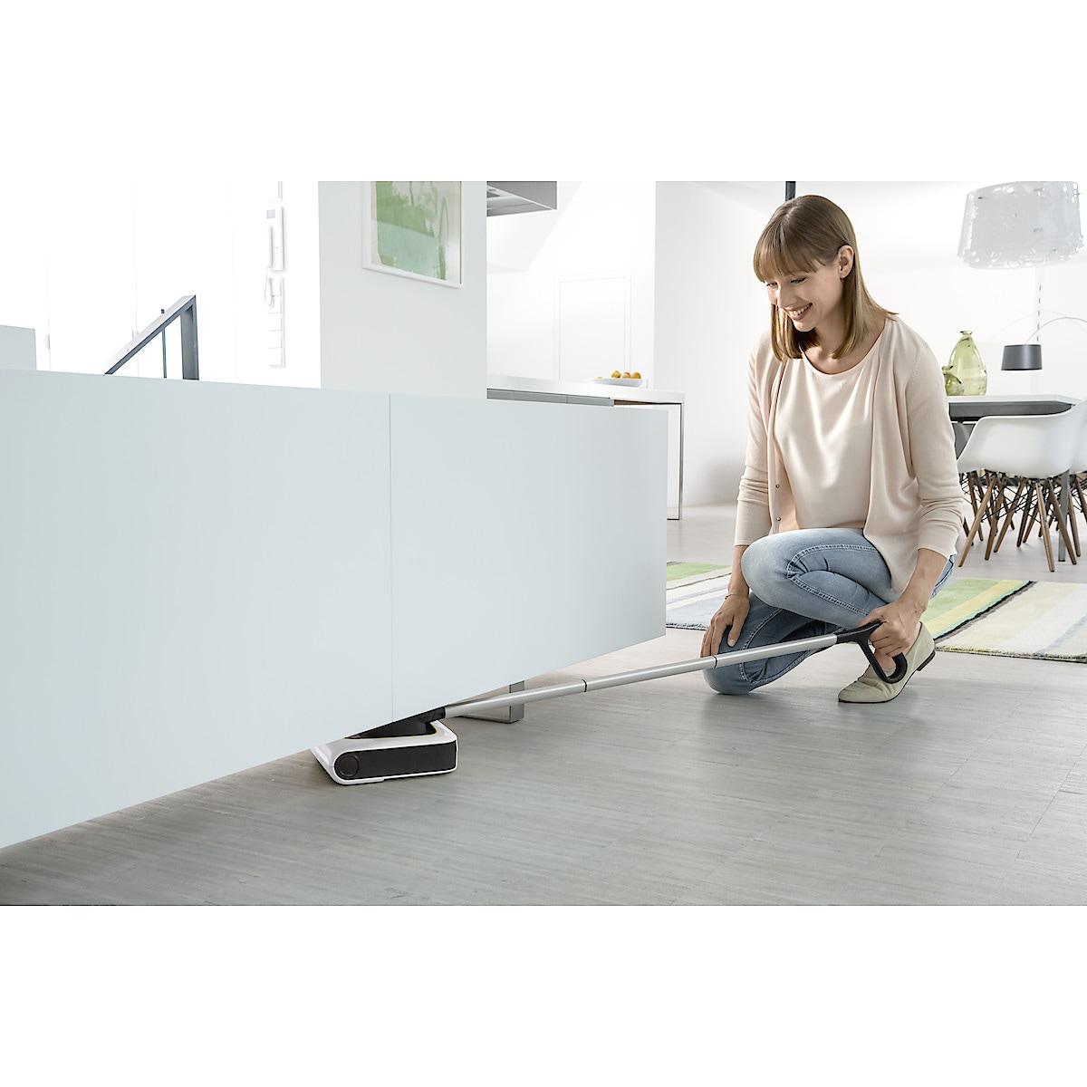 Uppladdningsbar golv- och mattsopare Kärcher KB5