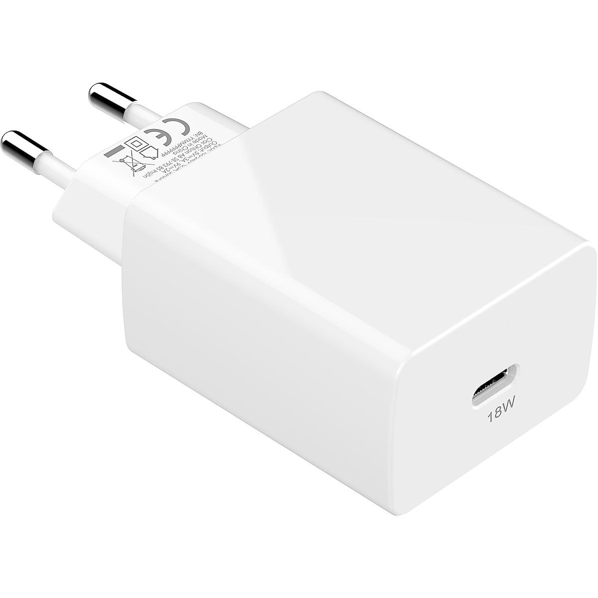 Laddare USB C 18 W, Exibel till julklappspris