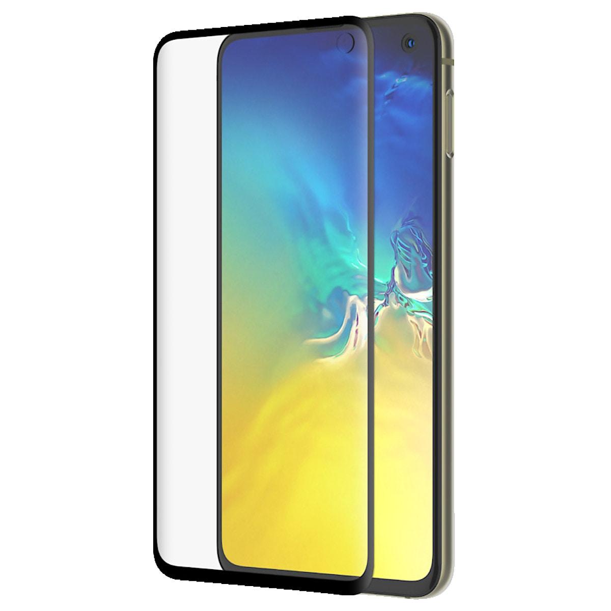 Displayschutz Samsung Galaxy S10e, Belkin Screenforce TemperedCurve