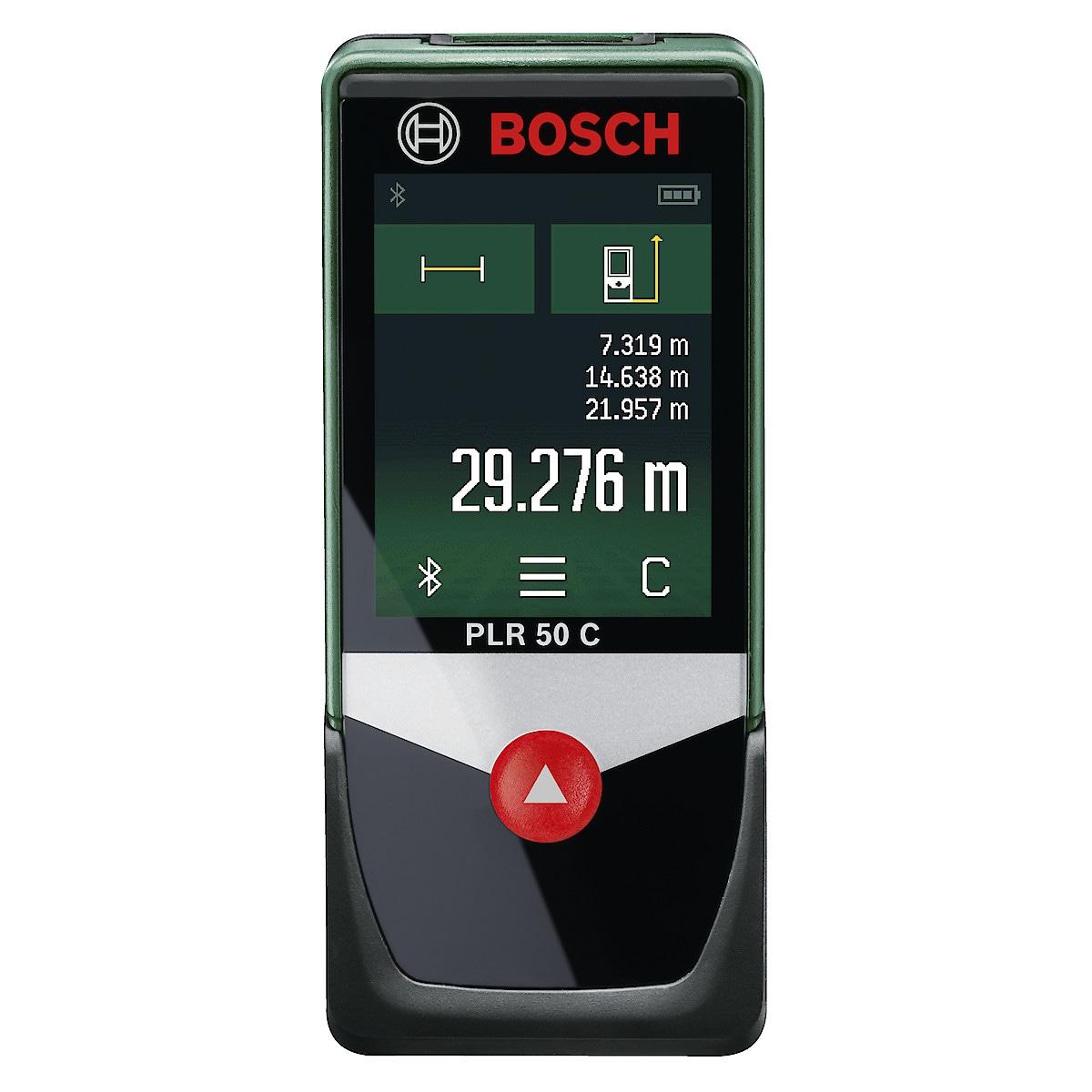 Avståndsmätare Bosch PLR 50 C