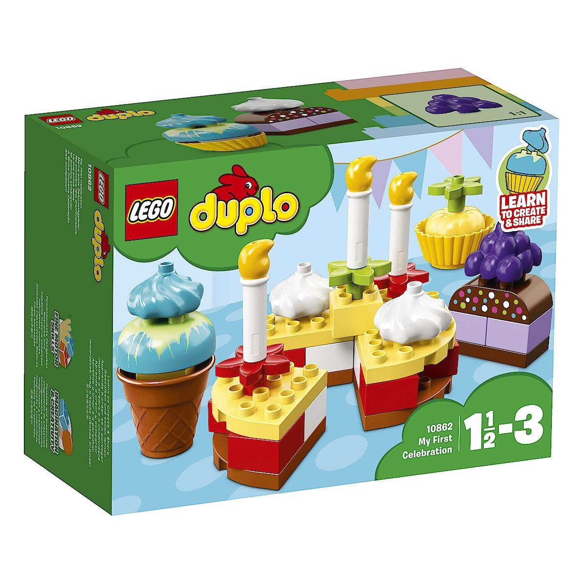 LEGO Duplo 10862, My First Celebration
