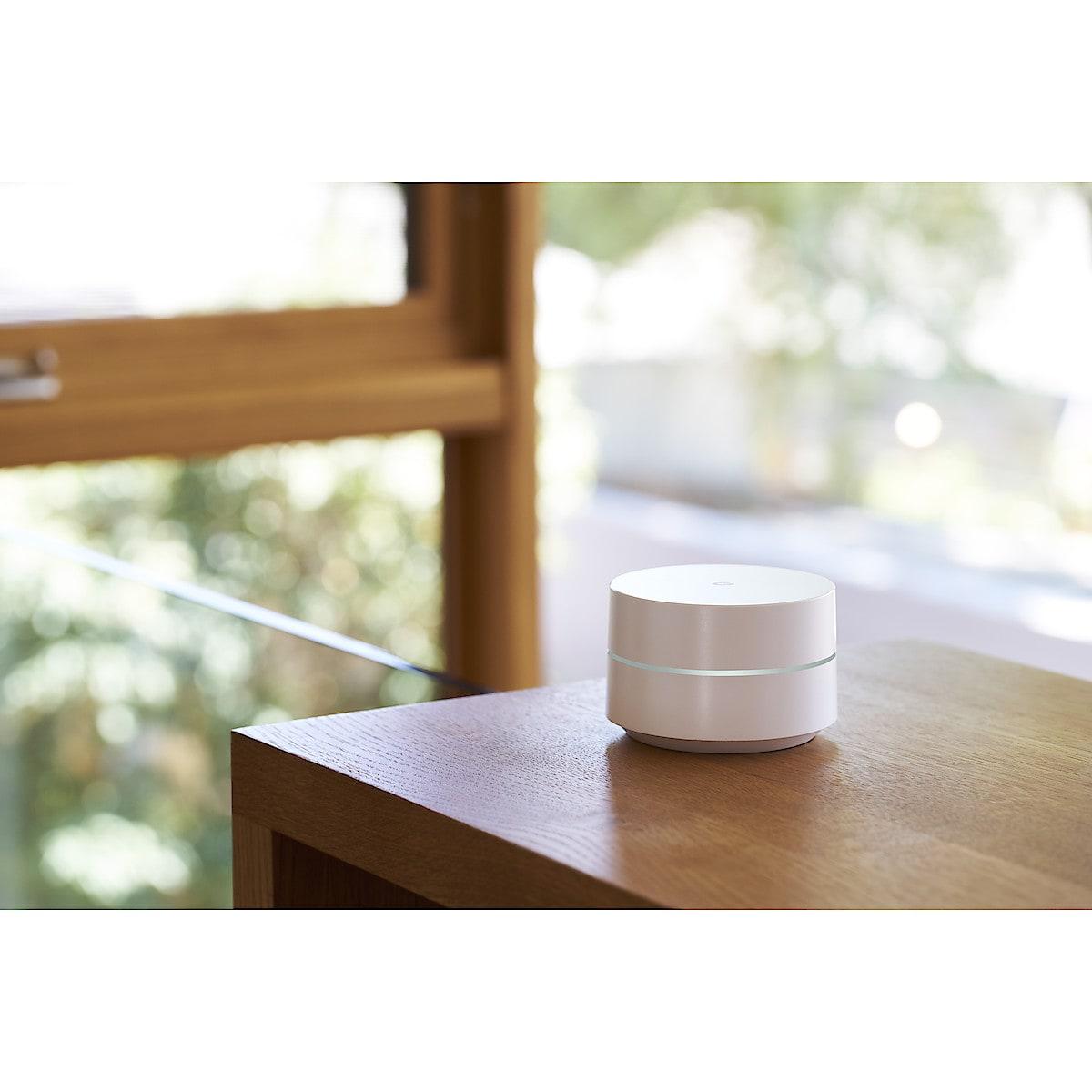 Trådlös router AC, Google Wifi