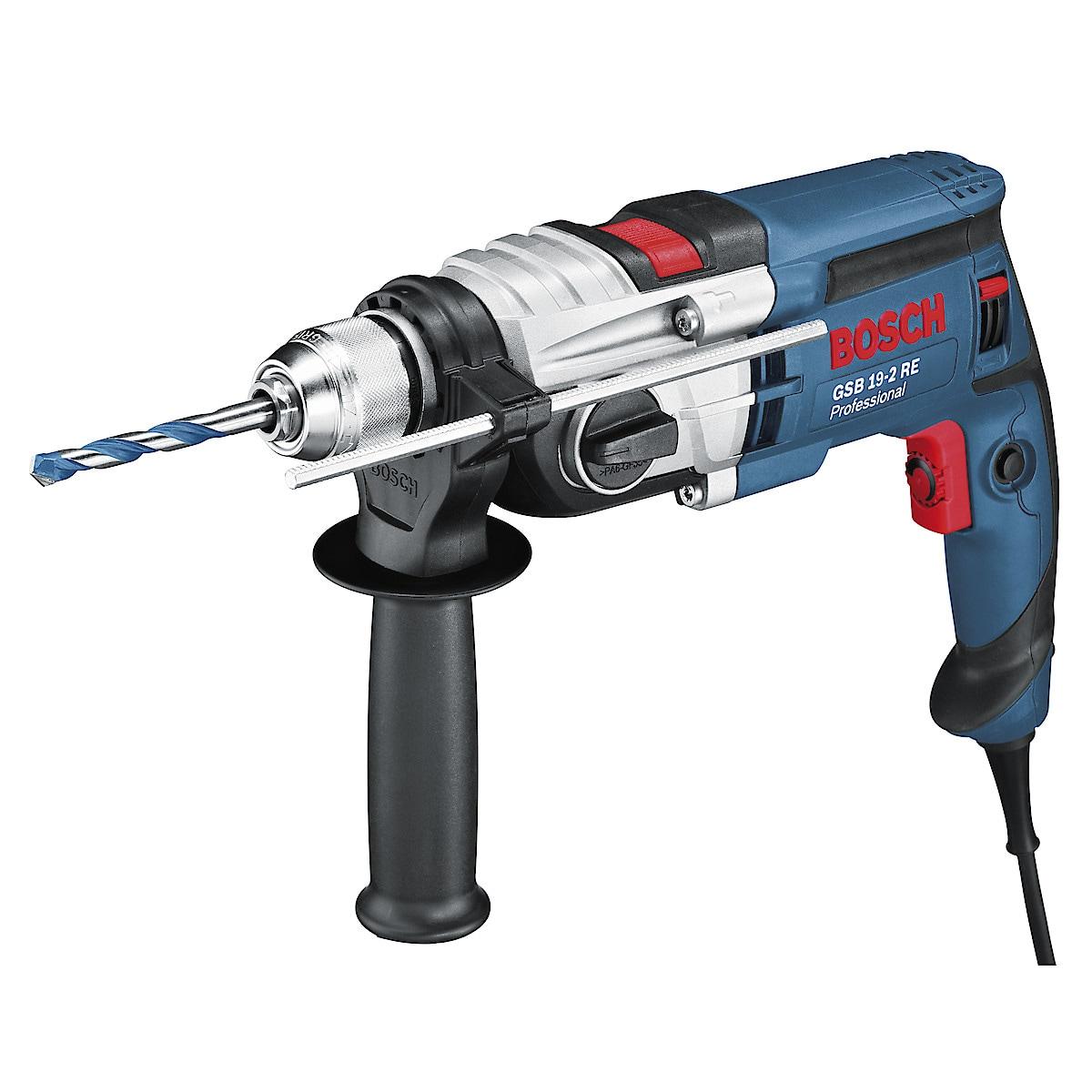 Bosch Professional GSB 19-2  RE slagbormaskin