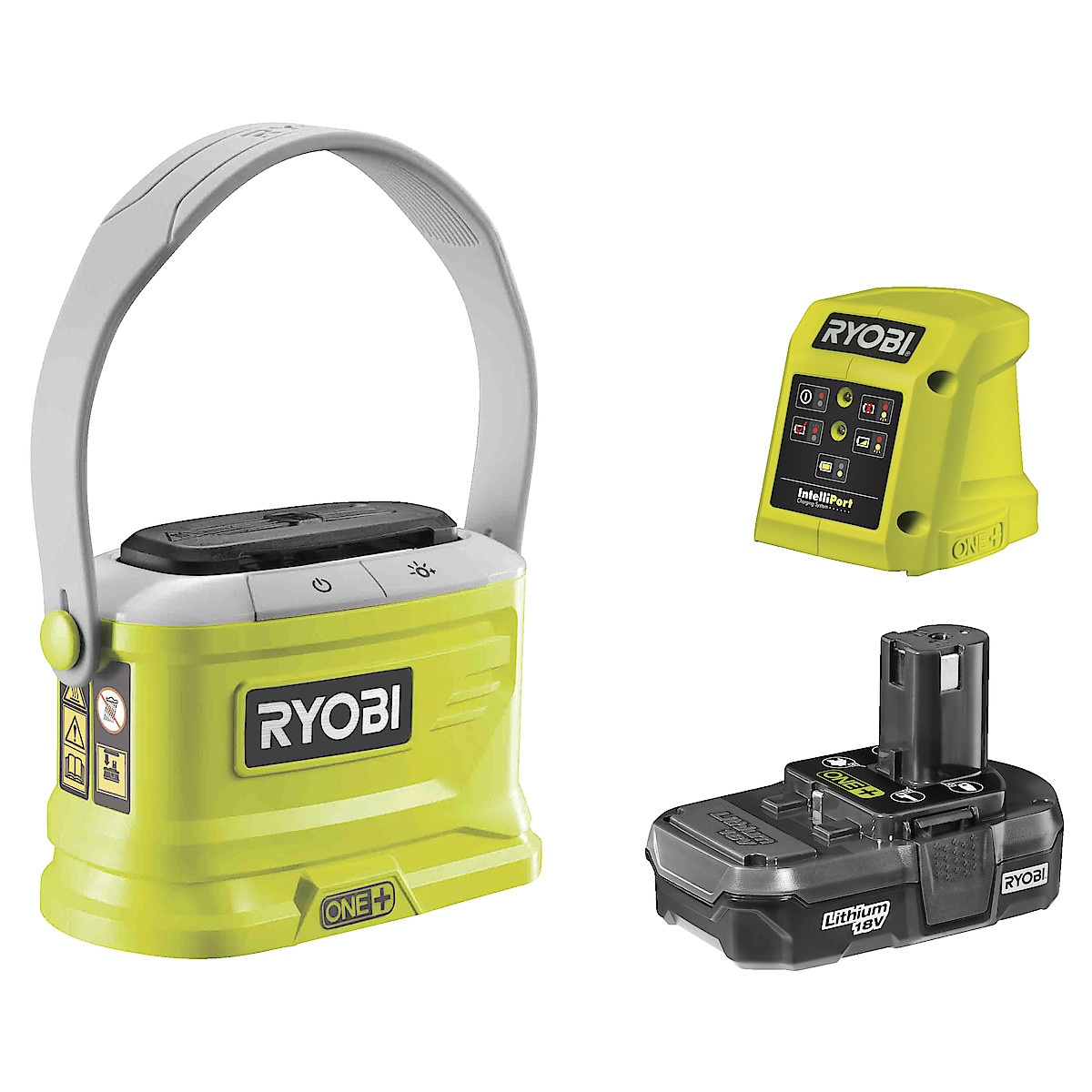 Myggskydd 18 V Ryobi RBR180013