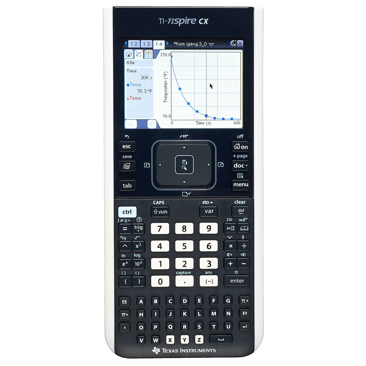 Texas TI-Nspire CX kalkulator