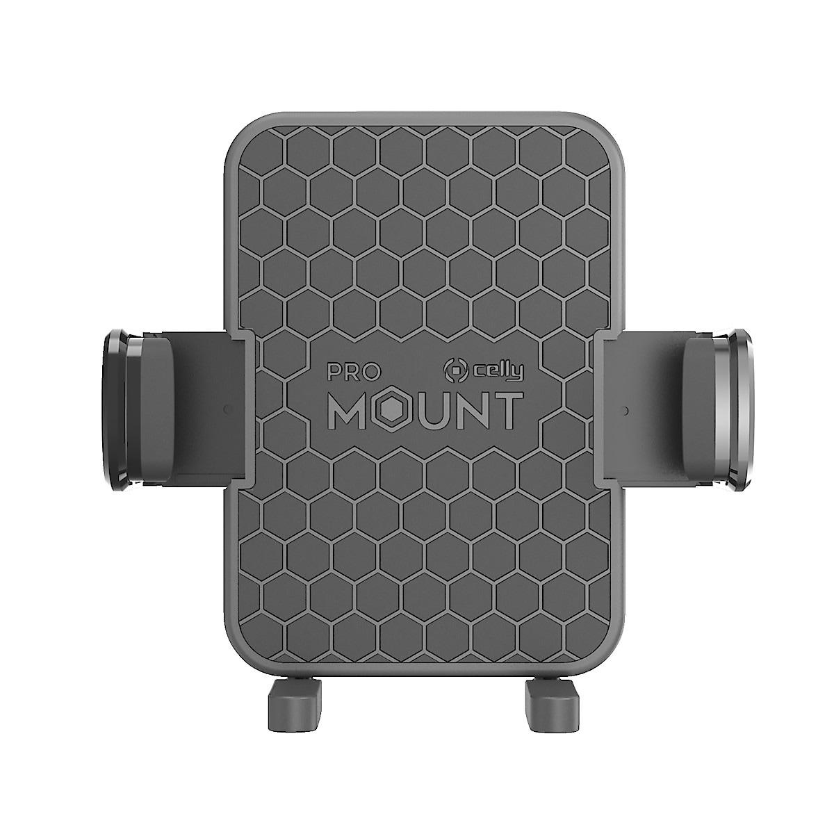 Mobilhållare med klämfäste för bil, Celly MountVent Plus