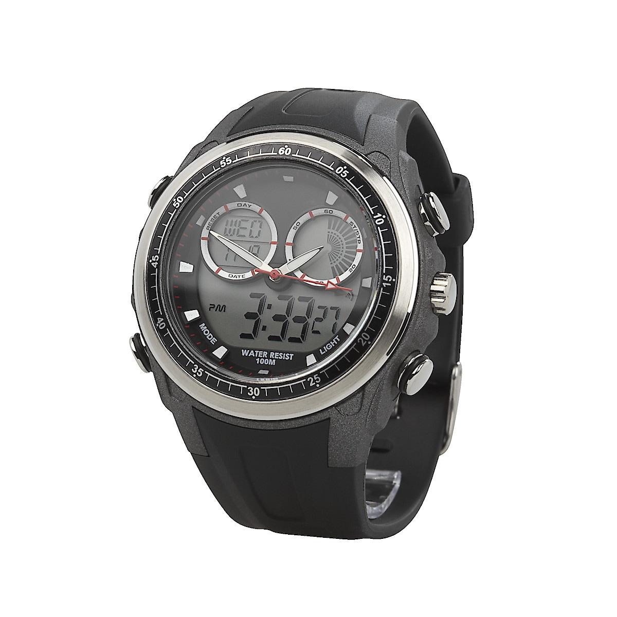 Armbanduhr analog/digital