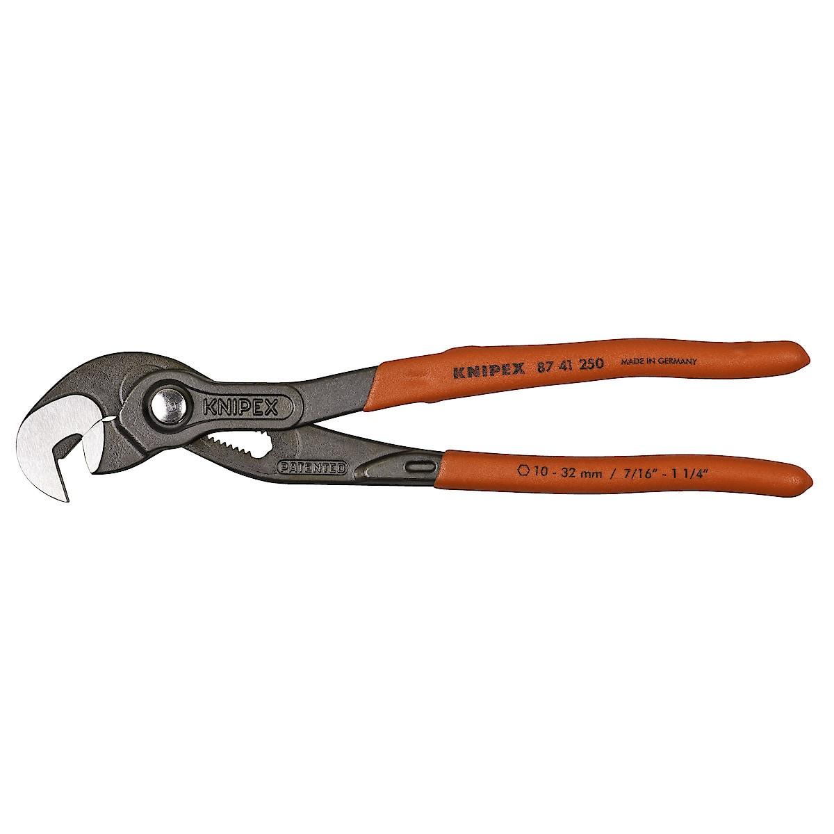 Skruvtång Raptor Knipex 250 mm