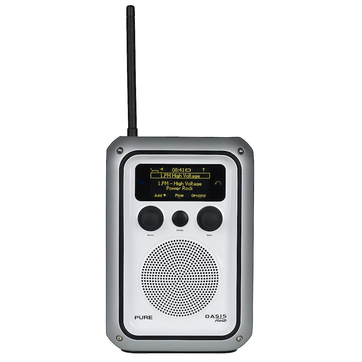Internett/Dab+/FM-radio Pure Oasis Flow