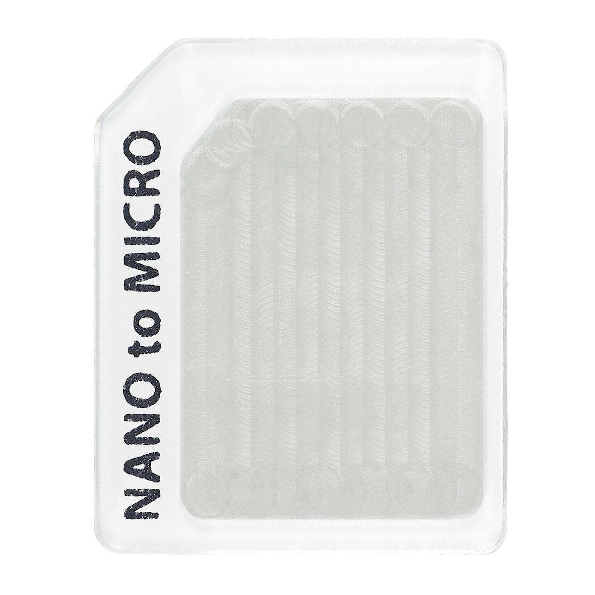 Adapter för nano/micro-SIM
