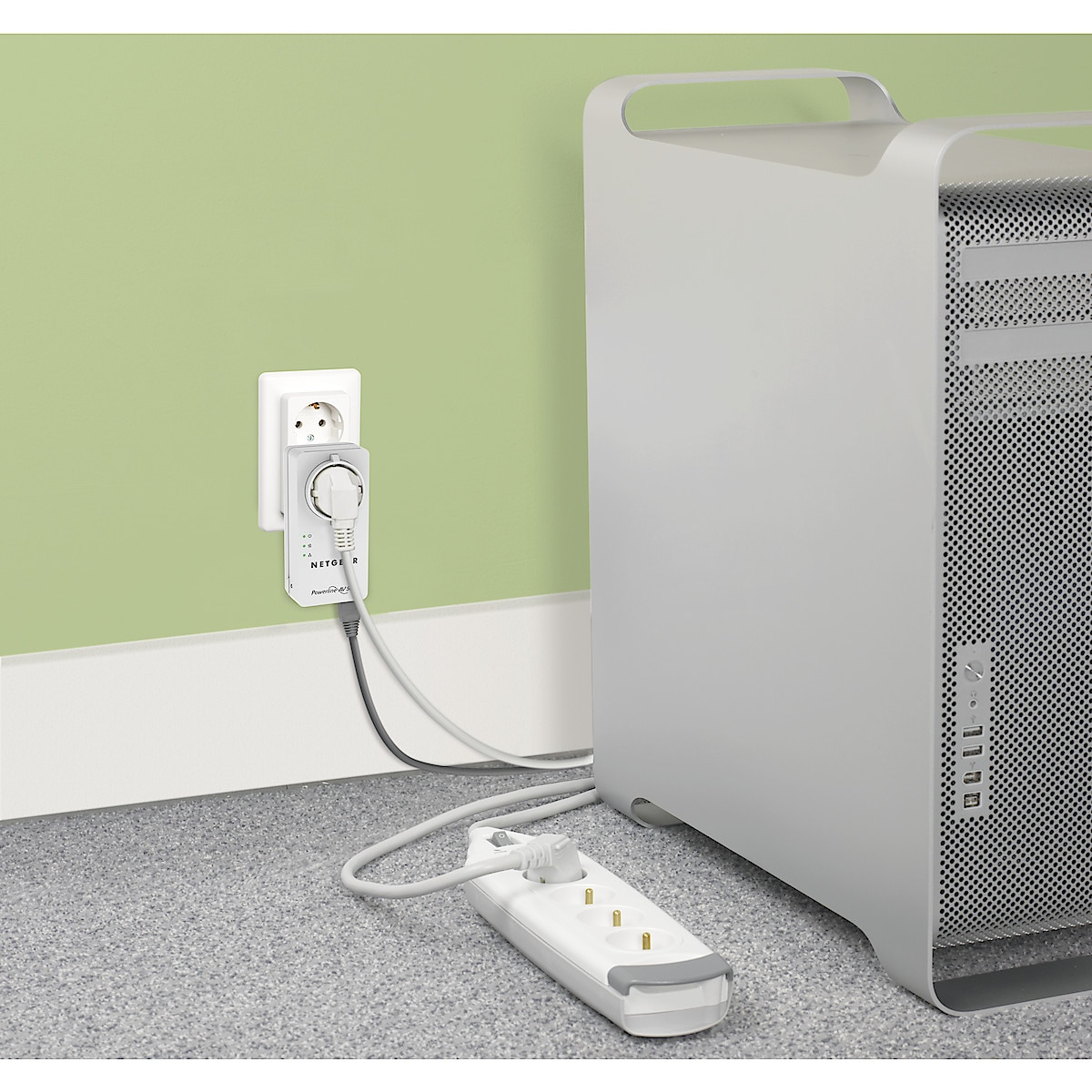 HomePlug Netgear XAVB5401