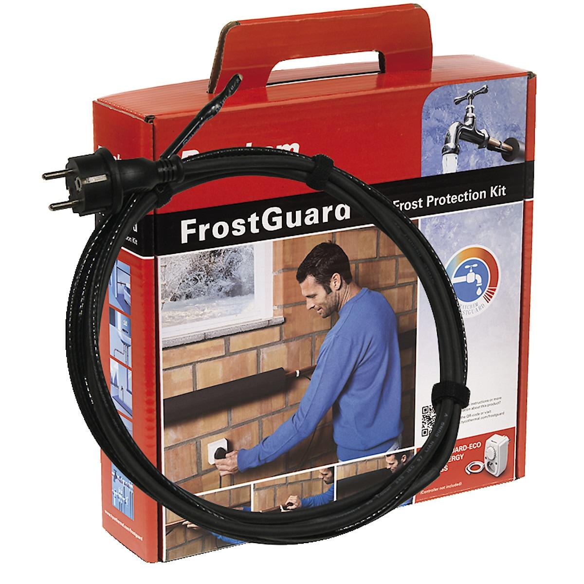 FrostGuard-lämpökaapeli