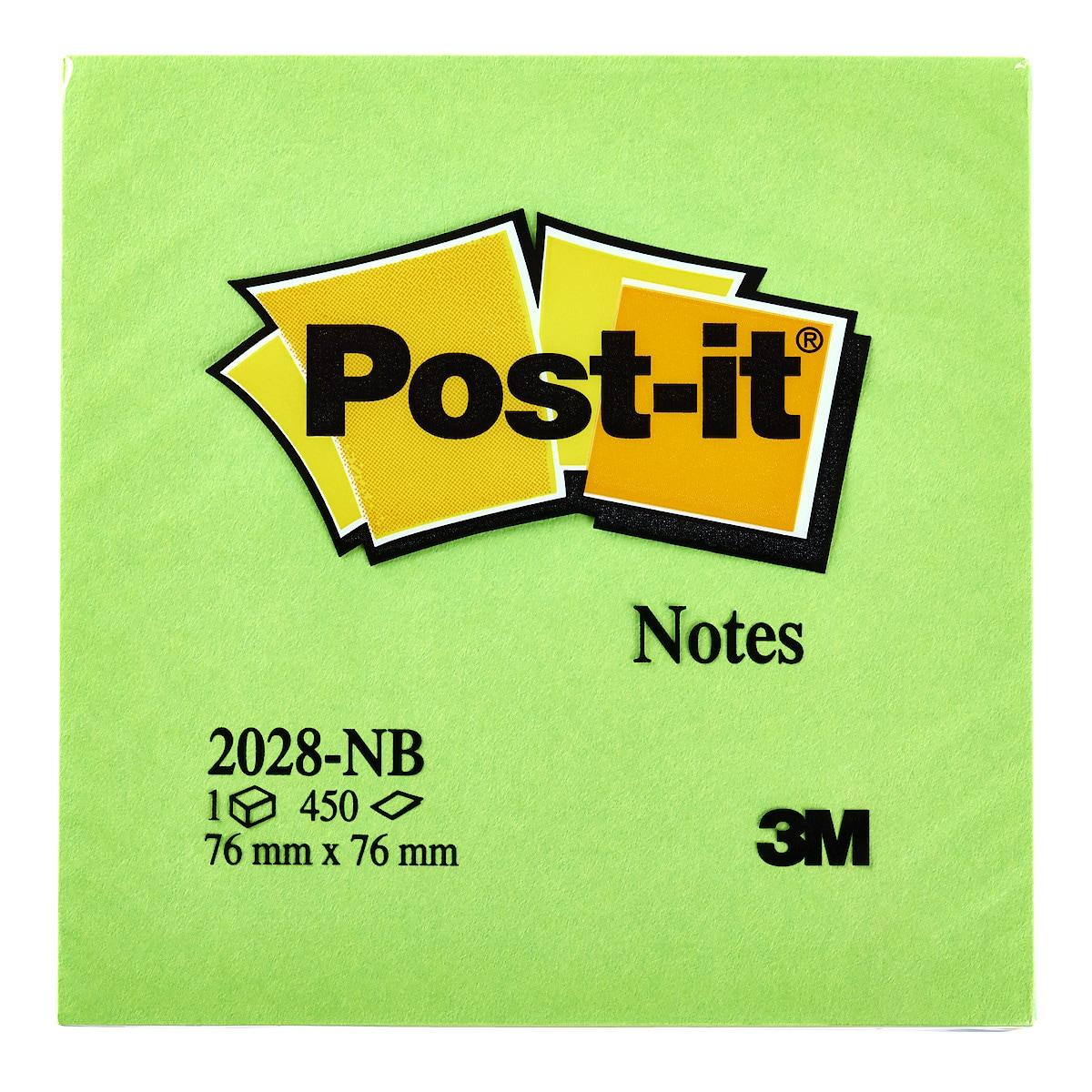 Post-it kub