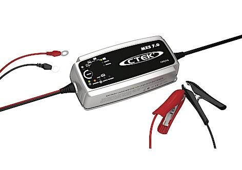 CTEK CT5 STARTSTOP batterilader | Clas Ohlson