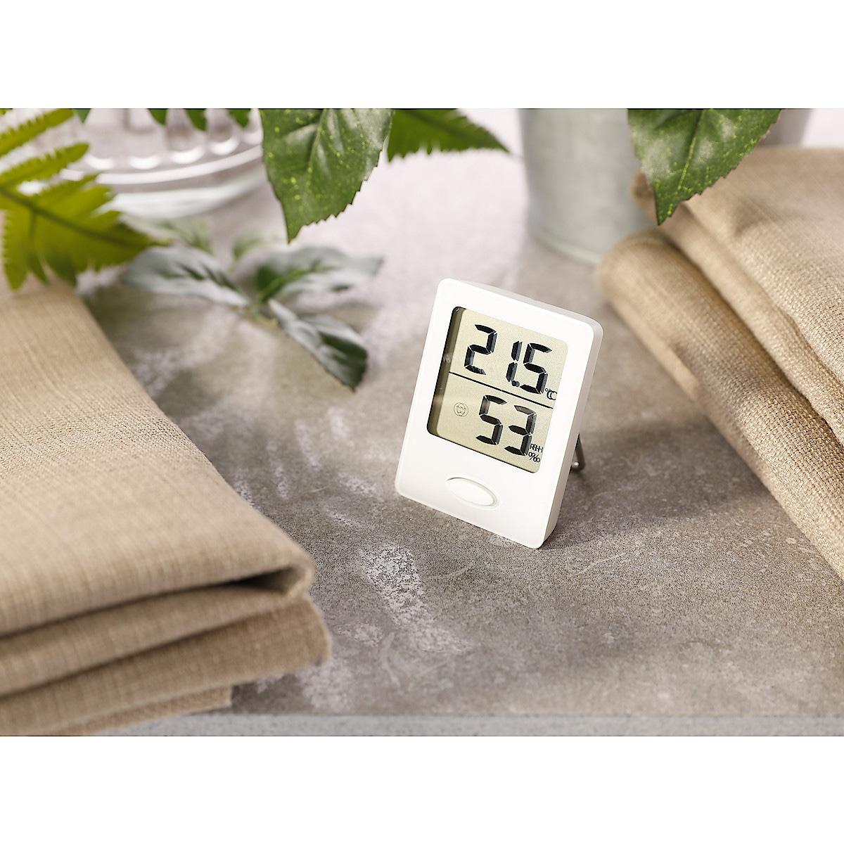 Hygrometer/termometer