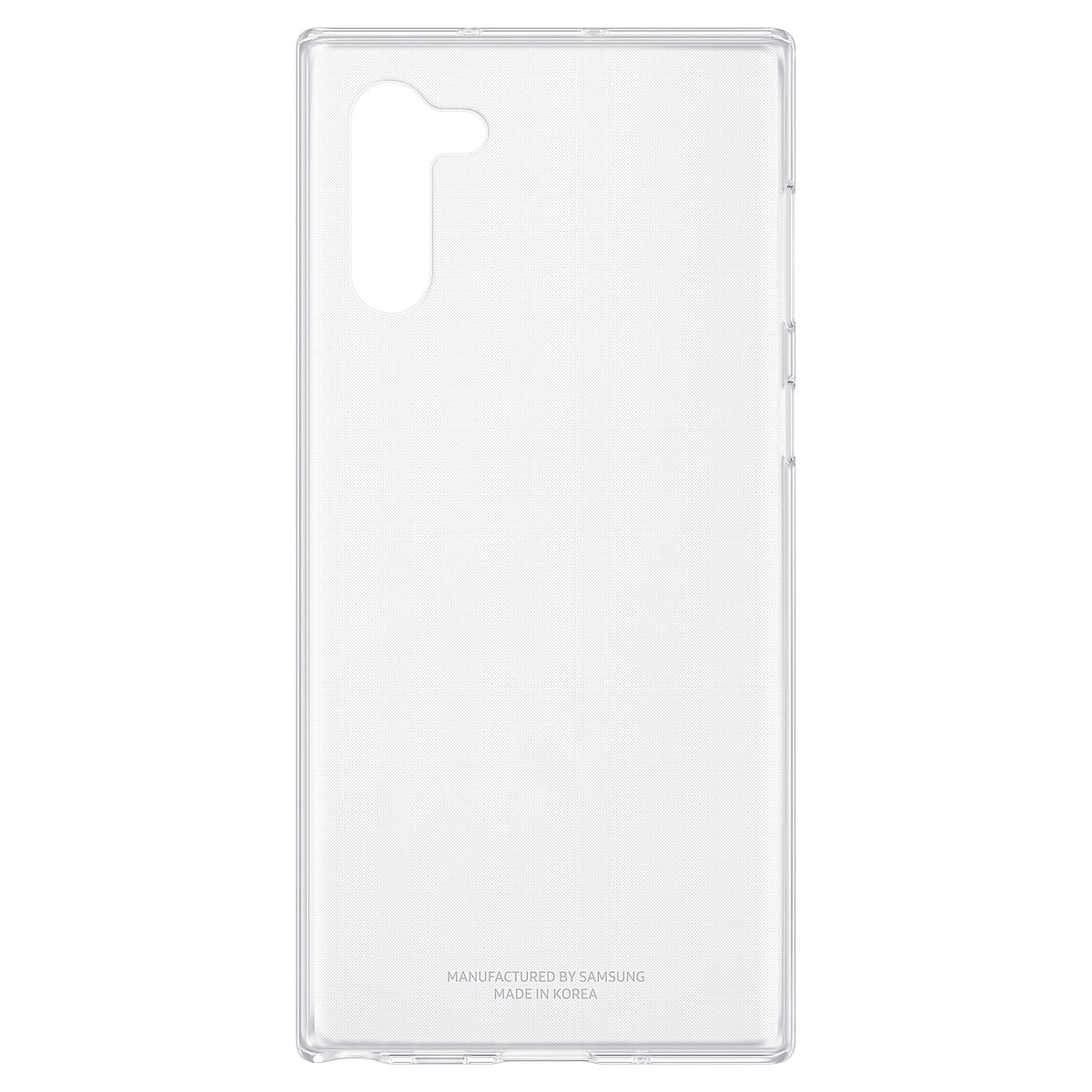 Mobilskal Samsung Galaxy Note 10, Samsung Clear Cover