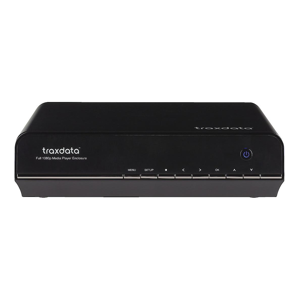 Mediasoitin full HD Traxdata 1080P