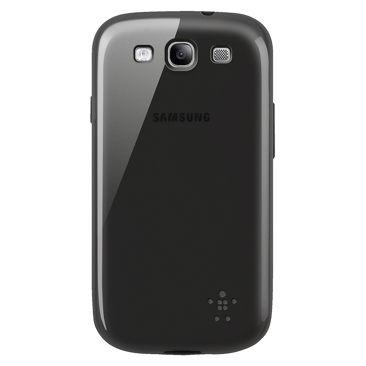 Belkin Grip Sheer deksel for Samsung Galaxy S3