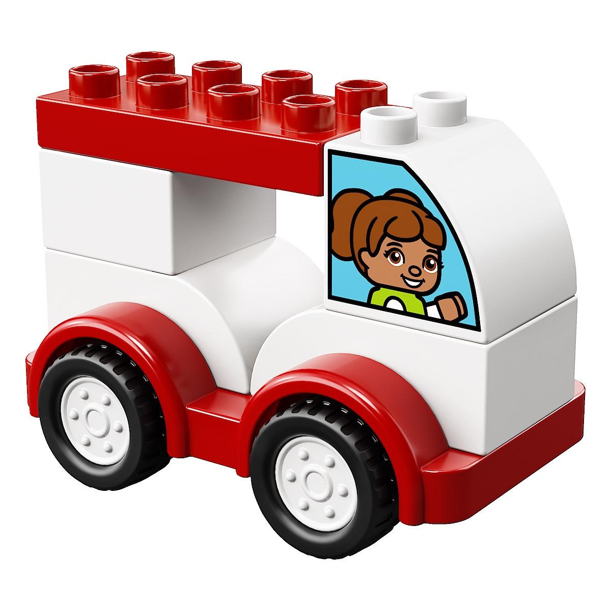 LEGO Duplo 10860, Min första racerbil