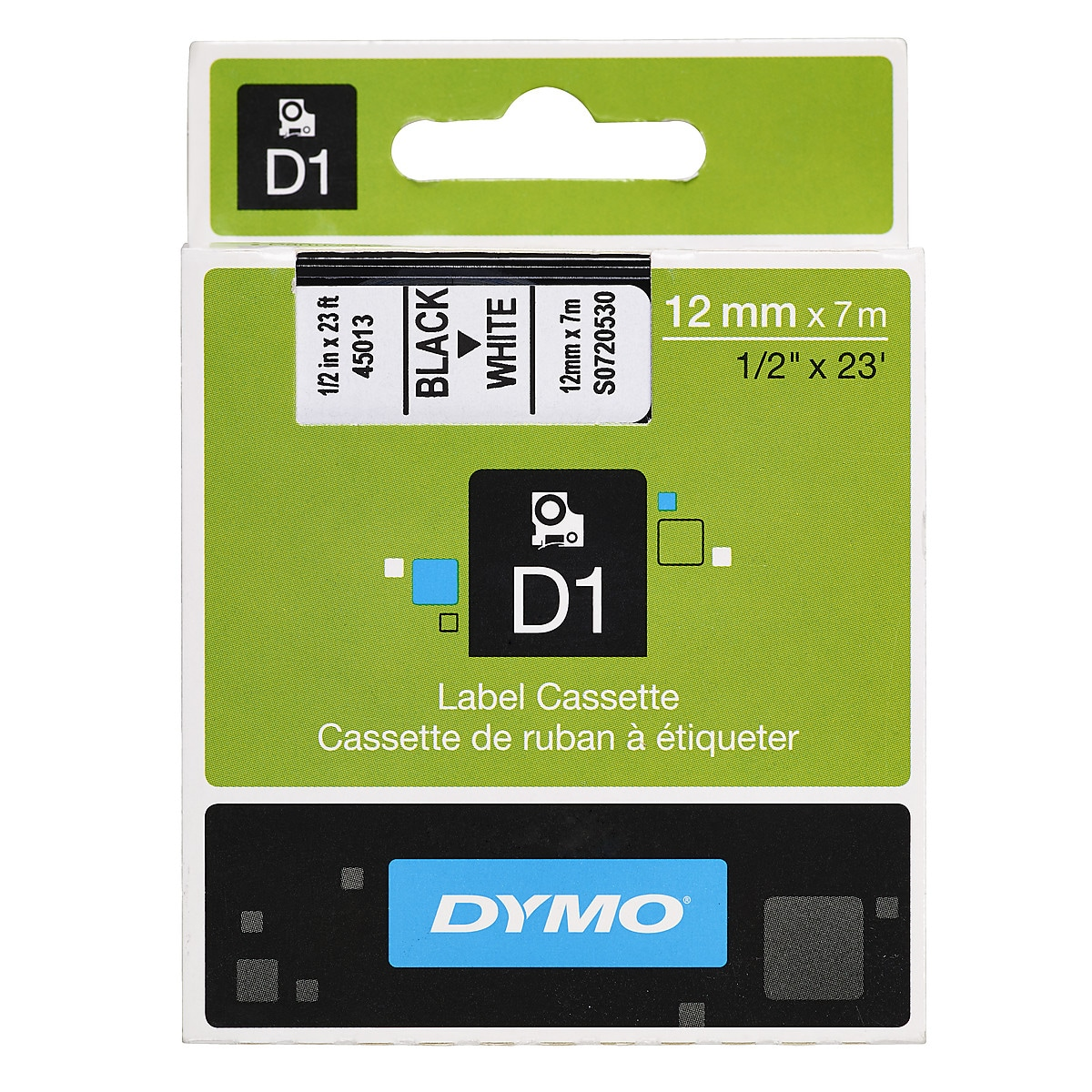 Märkband Dymo LabelManager D1