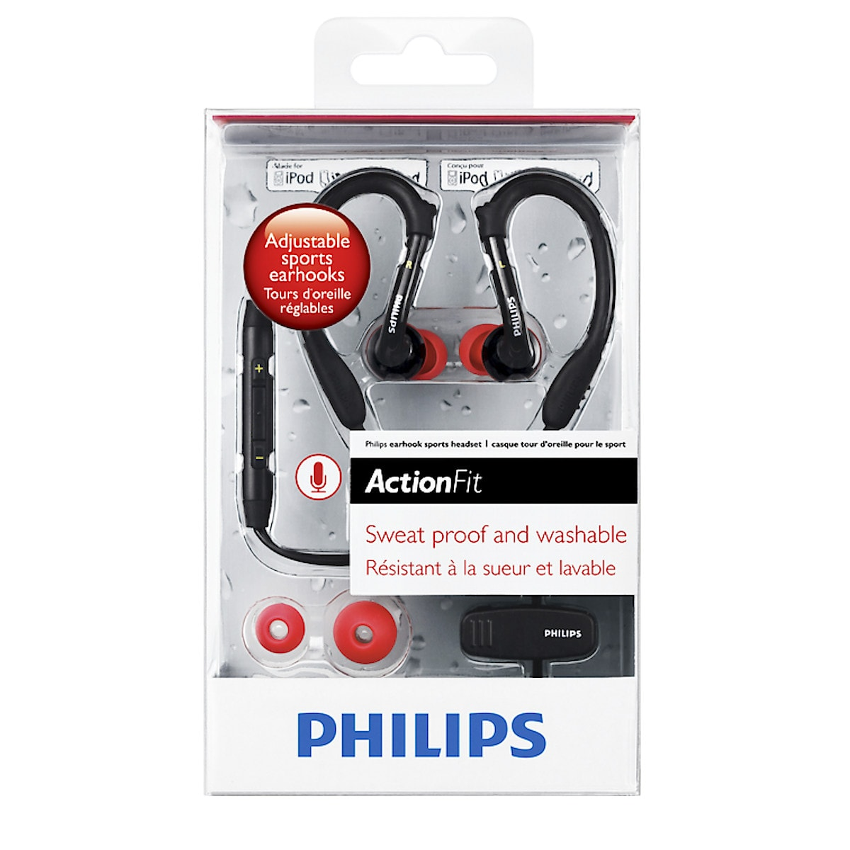Stereohandsfree iPhonelle Philips SHQ3017/10