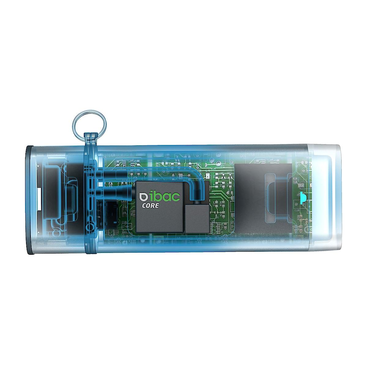 iBAC promillemåler for smarttelefoner