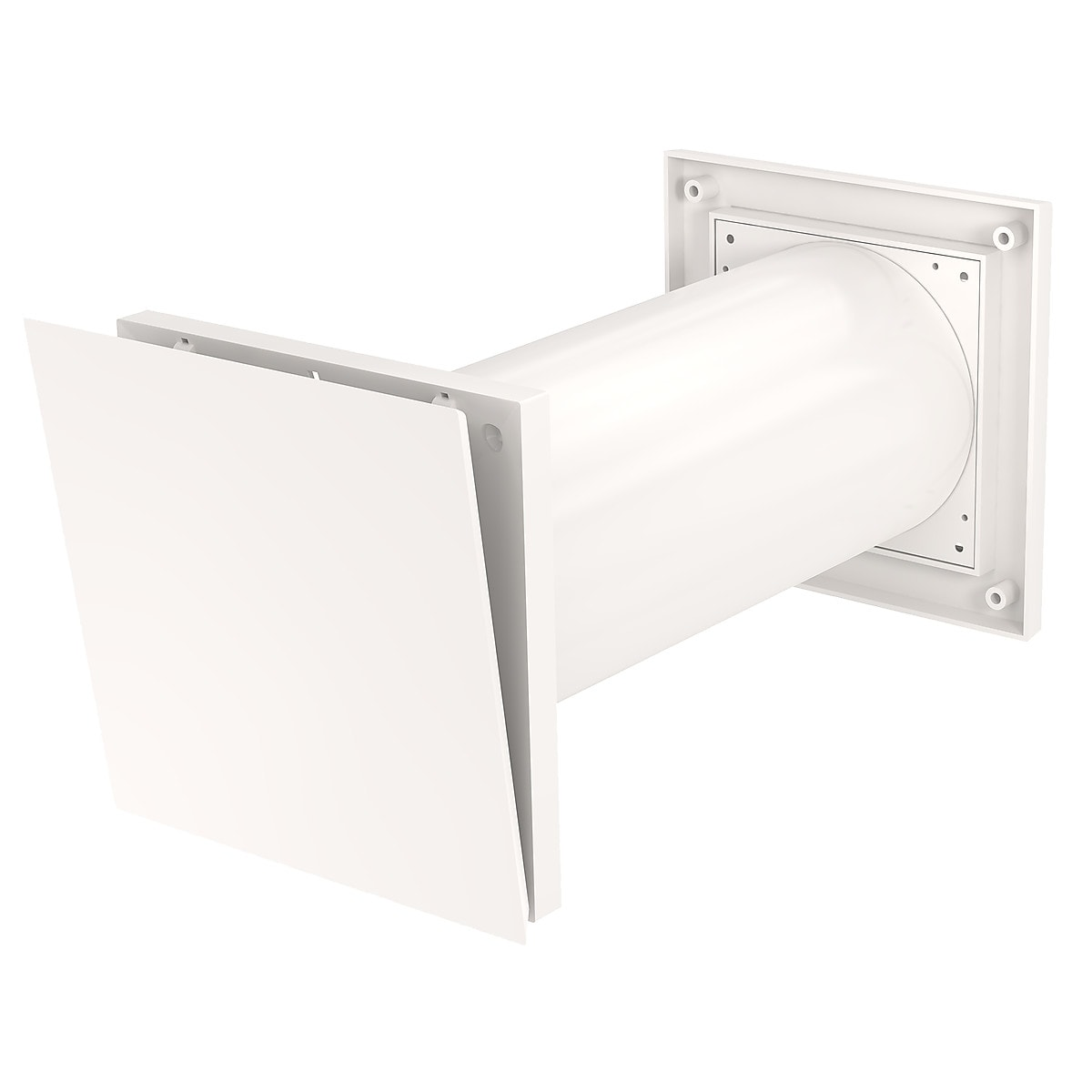 Friskluftsventil med filter