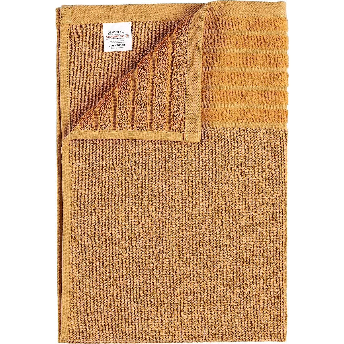 Handduk gul 50 x 70 cm