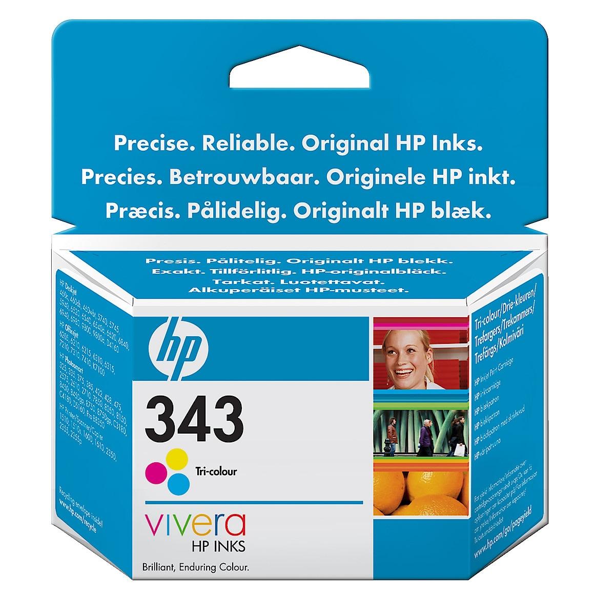 Bläckpatron HP 343