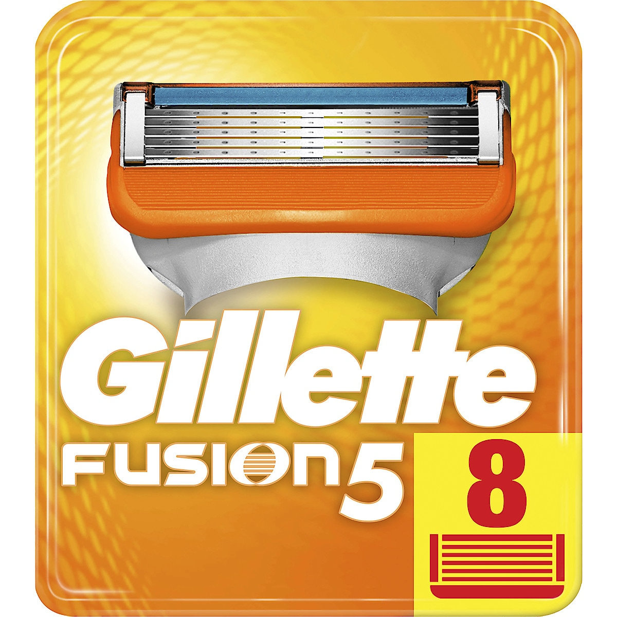 Rakblad Gillette Fusion 8-pack
