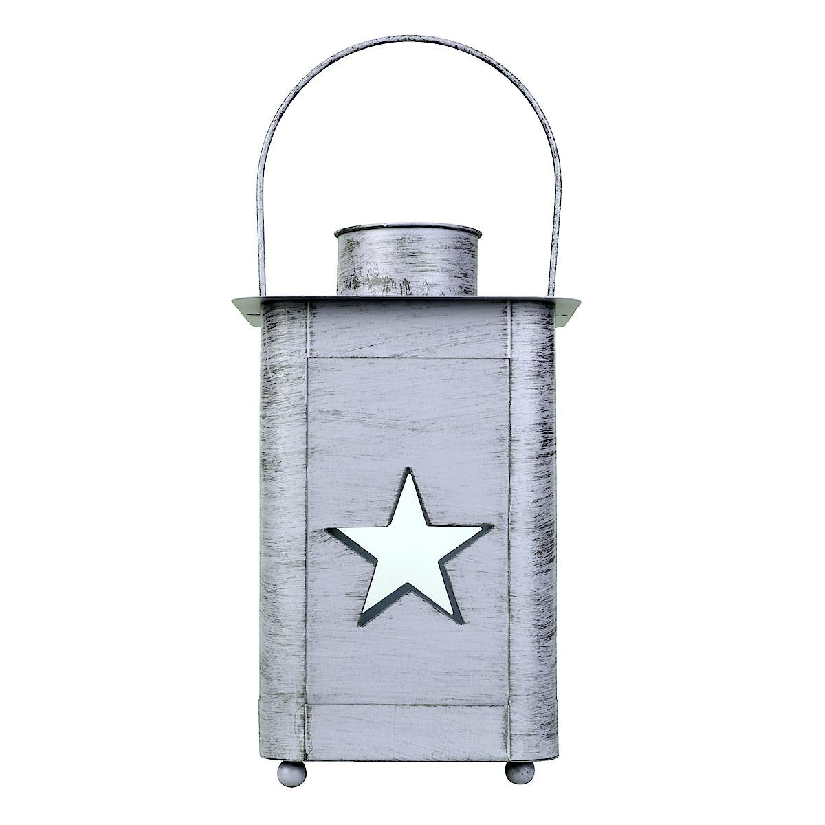 Lanternelykt stjerne
