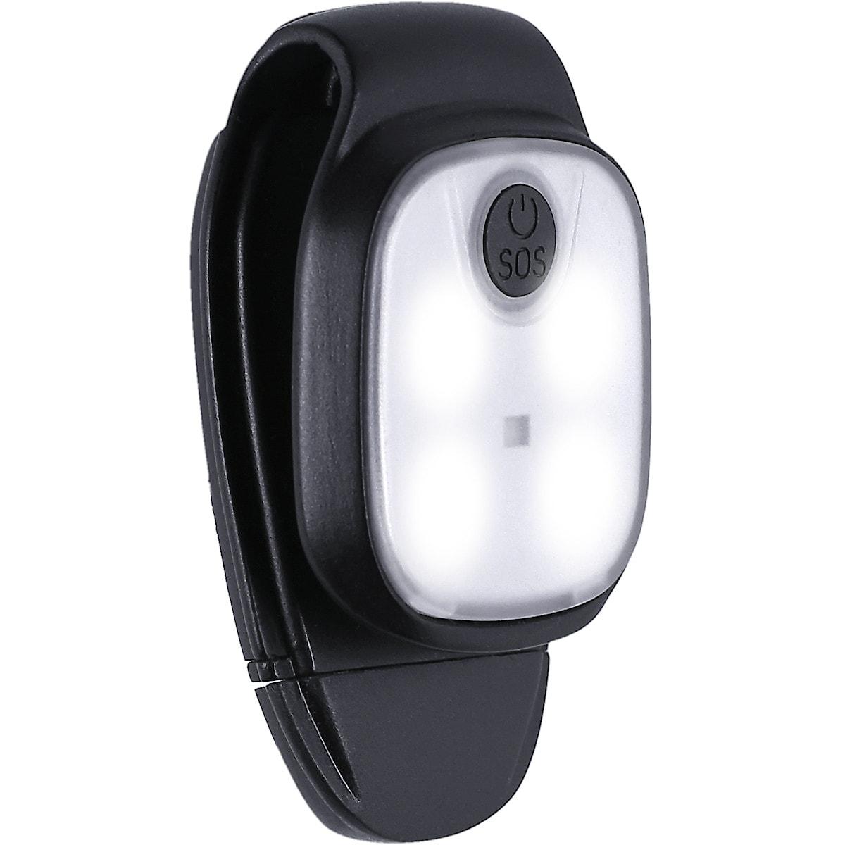 Pipo Lumus, jossa LED-lamppu