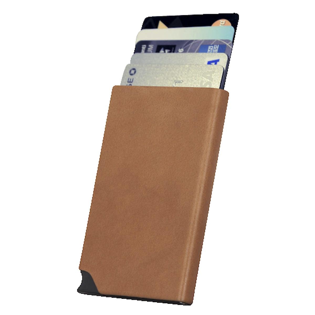 Kuori ja korttikotelo iPhone X/XS Ercko
