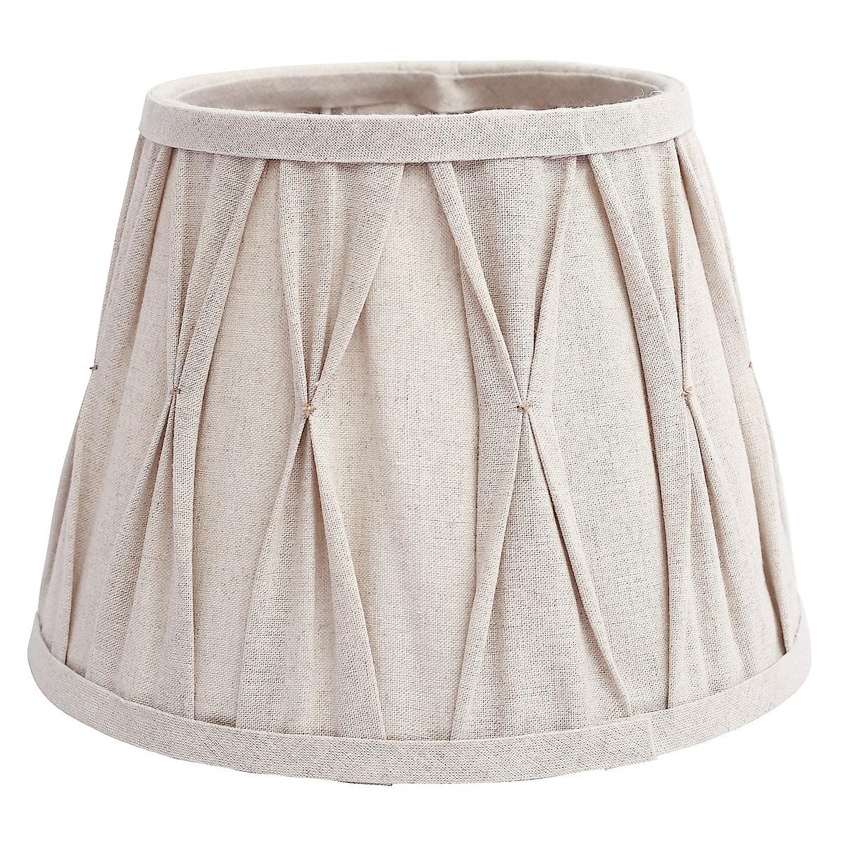 Northlight lampeskjerm, lin 25 cm