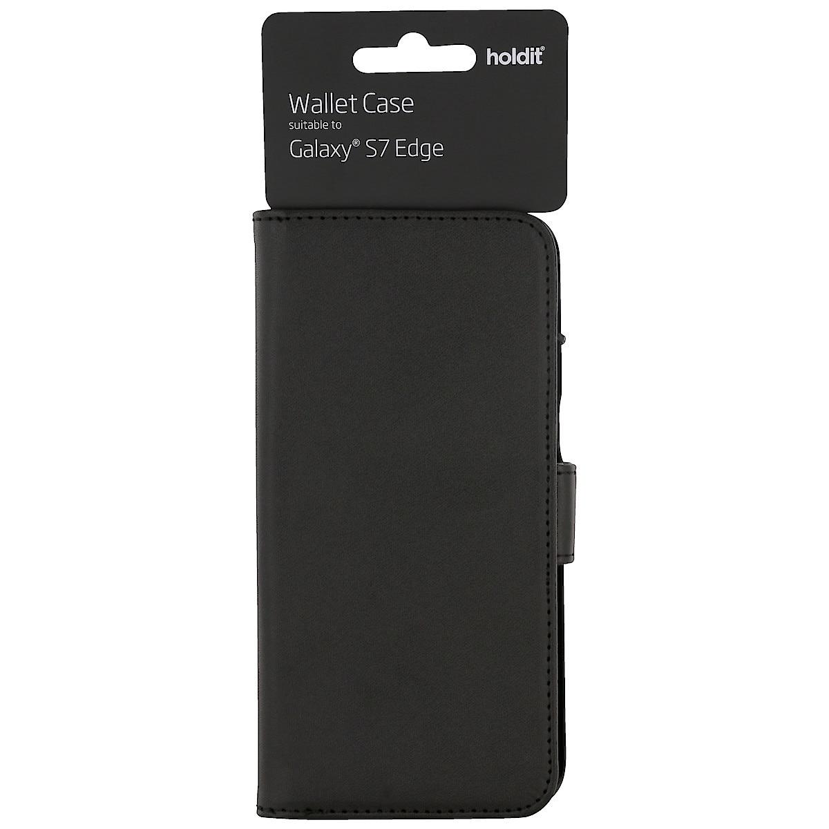 Plånboksfodral för Samsung Galaxy S7 Edge, Holdit