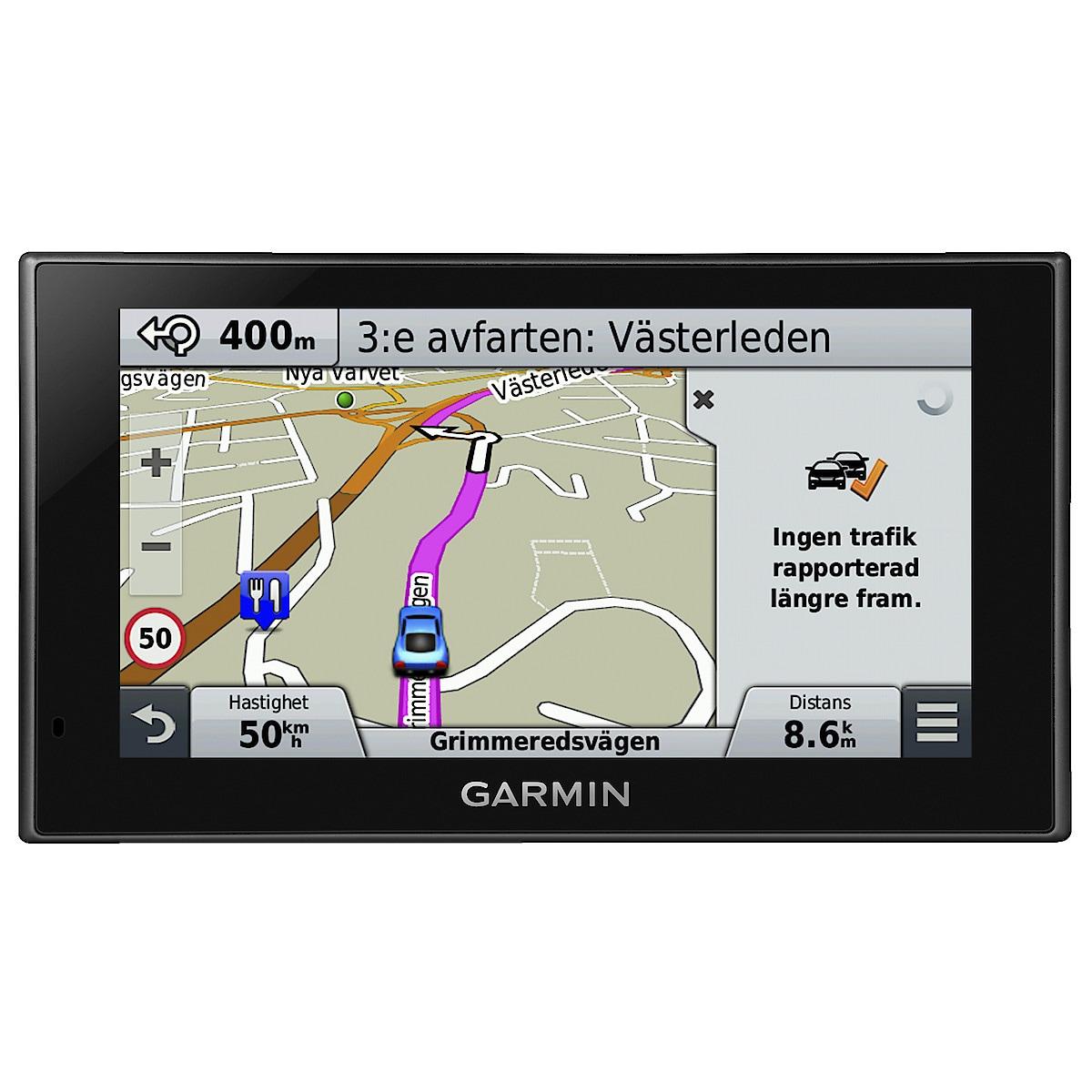 Autonavigaattori Garmin nüvi 2689LMT