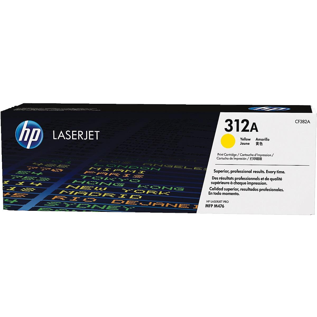 Toner HP 312A