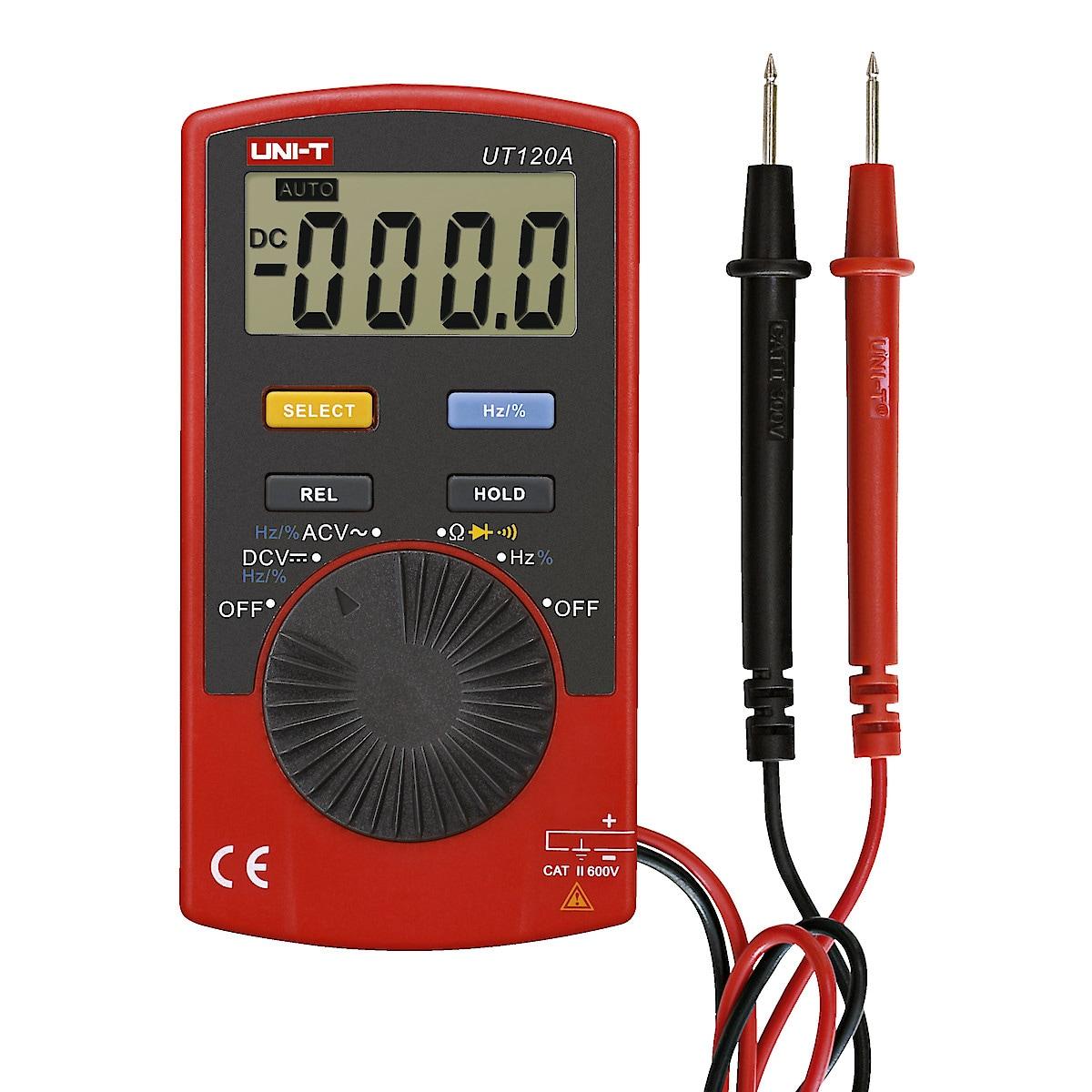 UNI-T UT120A multimeter