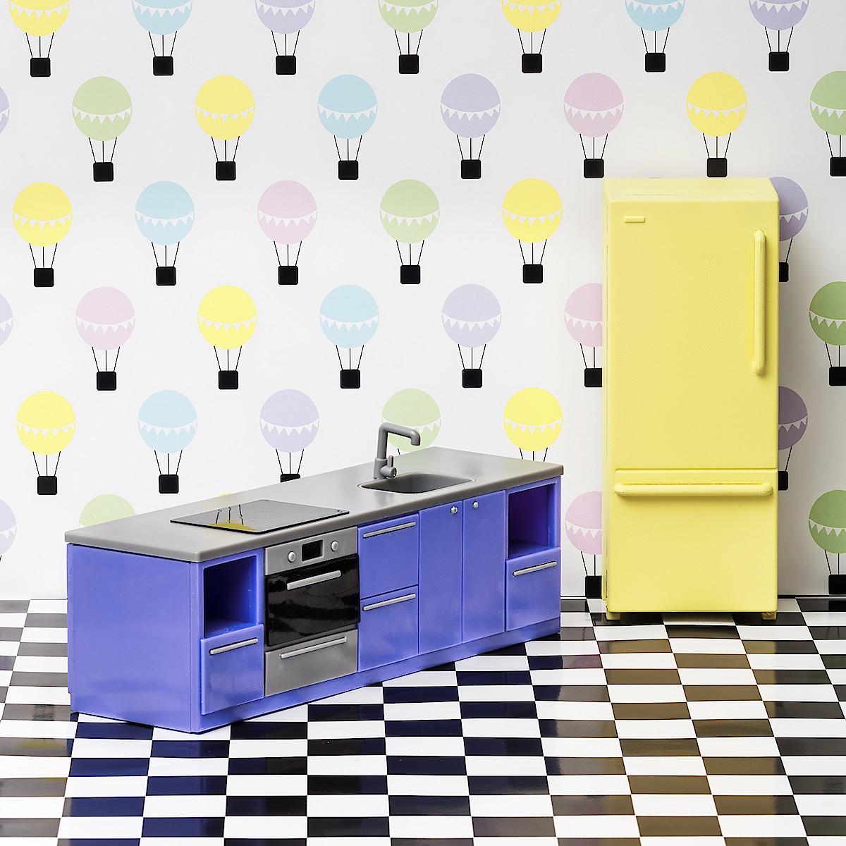 Lundby Basic kjøkkeninnredning